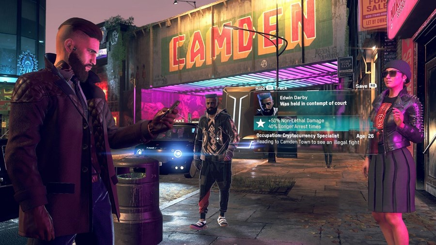 Watch Dogs Leigon Video Game News Tabletop Games